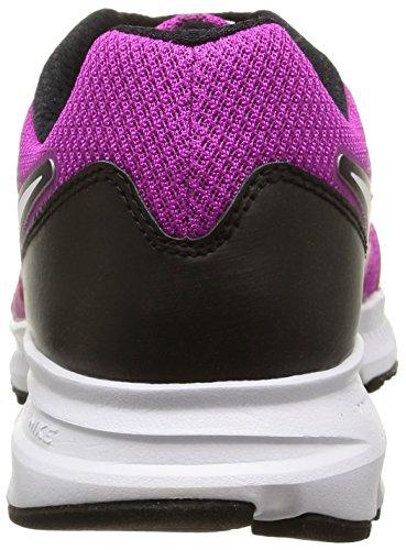 Nike Sneaker Wmns Downshifter 6 Mehrfarbig (Fuchsia Flash/White-Black-White)