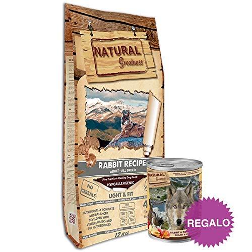 Natural Greatness Rabbit Recipe Alimento Seco Completo