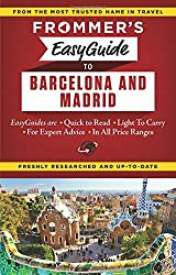 Frommer's EasyGuide to Madrid and Barcelona (Easy Guides)