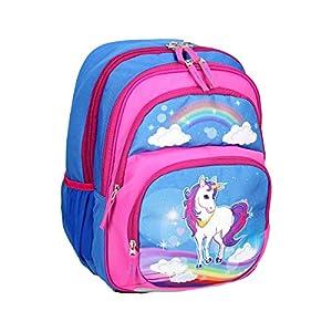 Spirit Mochila Escolar con Unicornio (colección Infantil).