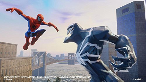 Disney Infinity 2.0: Marvel Super Heroes Playset Spider-Man – [alle Systeme] - 5