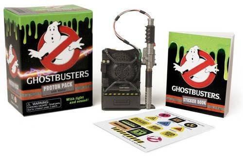 Ghostbusters: Proton Pack and Wand (Gift) por Running Press