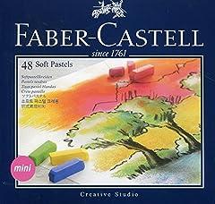 Idea Regalo - Faber-Castell 128248 Mini Crete, 48 Pezzi