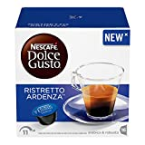 Nescafé® Dolce Gusto® Ristretto Ardenza™, Espresso, 3 x 16 (=48) Kapseln, 48 Portionen