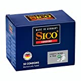 SICO 49 SIZE 50er Box Kondome - Made in Germany