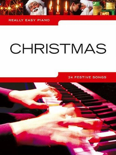 Really Easy Piano: Christmas Piano, Voix, Guitare