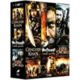 3 films épiques - Vol. 2 : Genghis Khan + Wolfhound + Fire and Sword