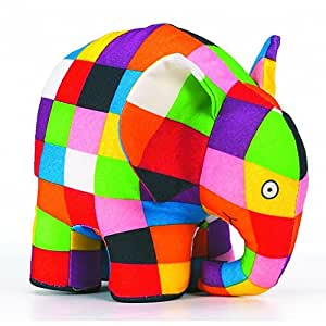 Elmer The Elephant 20cm Soft Toy