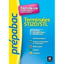 PREPABAC - Toutes les matières générales - Terminales STI2D - STL - Nº14 - NE