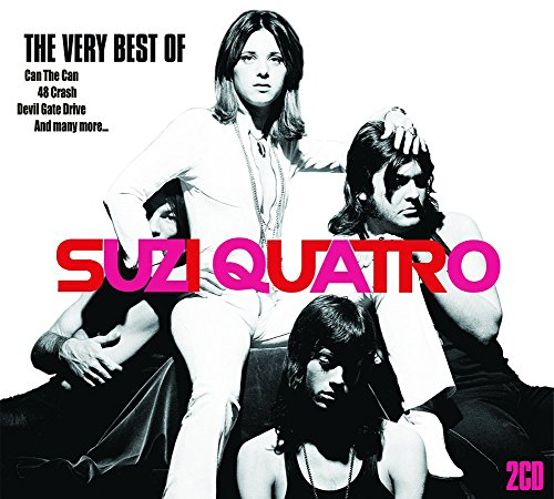 The Very Best Of Suzi Quatro (Digipack)