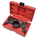 Festnight Bushing Tools Kit Rear Suspension Bush Removal Tool for Ford FIESTA IV & KA