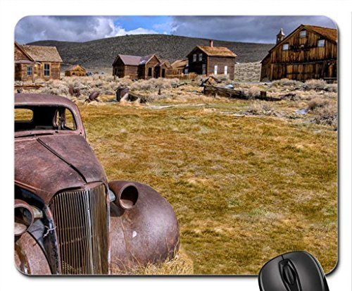 bodie-ghost-town-and-state-park-california-mouse-pad-mousepad-houses-mouse-pad