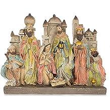 BestPysanky Bethlehem Nativity Scene Figurine 12 Inches
