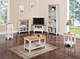 Roseland Furniture Mullion Painted Telephone Hall Stand with Drawer, Wood, Stone Grey