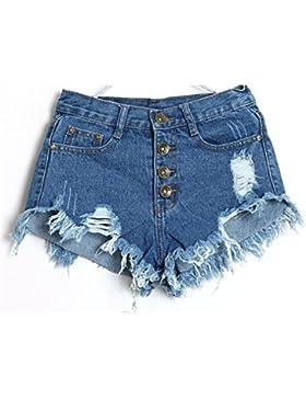 Donna Sexy Corto Jeans LILICAT