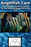 Angelfish Care: The Complete Guide to Caring for and Keeping Angelfish as Pet Fish (Best Fish Care Practices)