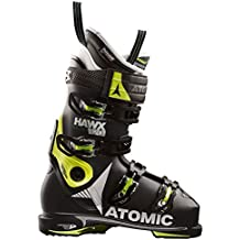 Atomic - Hawx Ultra 120, color black / lime, talla 24/24.5