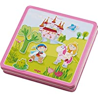 HABA 301950 Magnetspiel-Box Feengarten, Kleinkindspielzeug