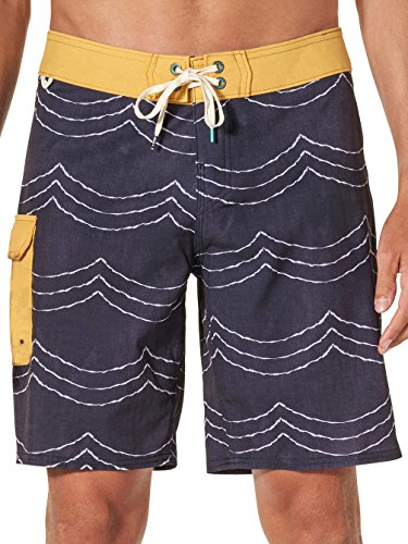 Herren Boardshorts Reef Futures Boardshorts Black