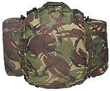 Brit. Rucksack, Other Arms, Seitentaschen, DPM tarn, gebr.