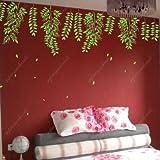 Carcasa PopDecals - muelle de ramas - adhesivo para pared con para niños habitaciones adolescentes y Murales para niñas papel pintado para pared de One Direction para Niños pegatinas para la habitación del bebé Decor adhesivo diseño con texto en inglés