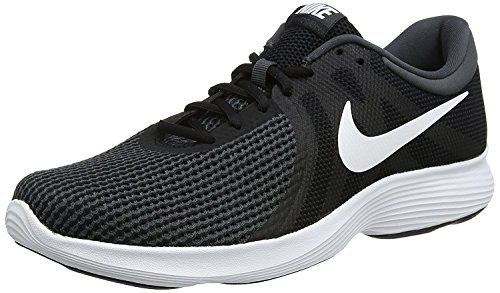 purchase cheap bc989 a56c0 Nike Revolution 4 EU, Zapatillas de Trail Running para Hombre, Negro (Black