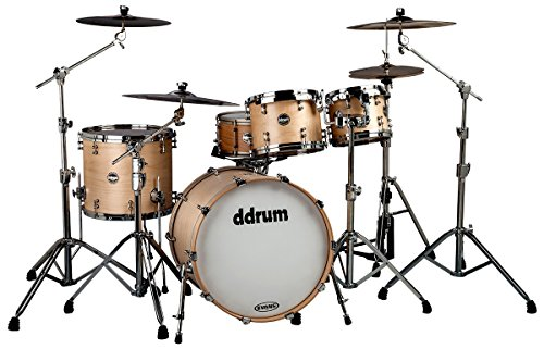 ddrum US STD 422 SN USA Maple Drum Set 4-teilig Satin-Natur