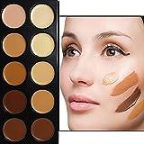 VALUE MAKERS 10 Farben Concealer Palette Makeup Paletten Kosmetik Make-up