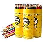 36 Crayons de Couleur avec Etui Bo�te...
