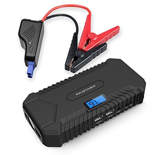 RAVPower RP-PB048, avviatore di emergenza per batteria di automobile da 14000 mAh