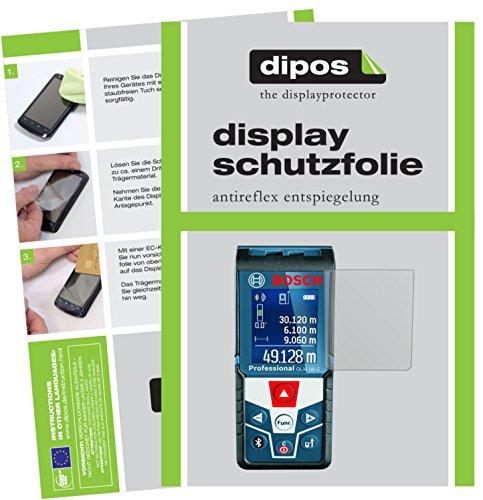 Bosch Professional GLM 50 C Schutzfolie - 3x dipos Displayschutzfolie Folie matt