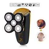 Best Bald Head Shavers - Electric Razor Bald Shaver Grooming Kit for Man Review