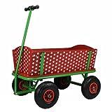 Beachtrekker Style Rotkäppchen Bollerwagen