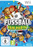 Fußball Fan Party