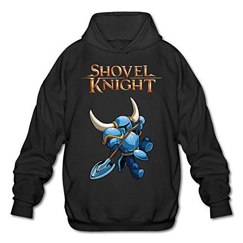 xj-cool-shovel-knight-mens-sportstyle-sweatshirt-black-m
