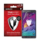 Best Spigen Galaxy Note 4 Screen Protectors - Samsung Galaxy Note 4 Screen Protector, MediaDevil Magicscreen Review