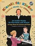Klassik für Kinder, Klarinette Warnecke, inkl. CD