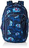SATCH Unisex-Kinder Match Rucksack Blau (Waikiki Blue)