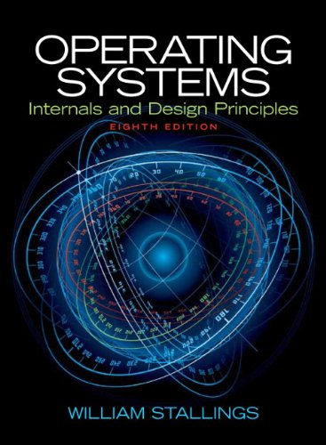 Operating Systems:Internals and Design Principles