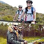Occhiali-da-Sole-Sportivi-Polarizzati-Zillerate–Protezione-UV-Montatura-in-Leggera-e-Infrangibile–Ciclismo-Motociclismo-Sci-Golf-Guida-Pesca-Vela-Corsa-Trekking–Per-Uomo-e-Donna