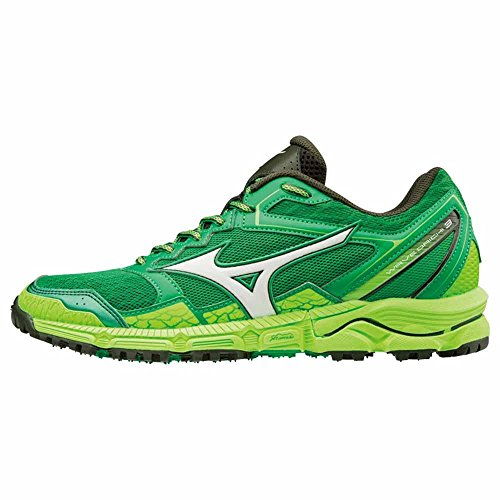 Scarpe Uomo Wave da Mizuno Daichi Running 3 Verde qzxt8RxvwO
