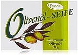 Kappus Olivenöl-Seife 50 g, 2er Pack (2 x 0.05 kg)