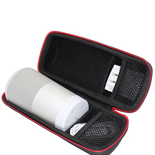pour Bose SoundLink Revolve Enceinte Bluetooth Difficile Voyage Cas Sac par VIVENS