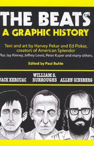 The Beats: A Graphic History: Written by Harvey Pekar, 2009 Edition, Publisher: Souvenir Press Ltd [Paperback]