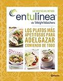 Las recetas del método entulínea de Weight Watchers: Los platos más apetitosos para adelgazar comiendo de todo (Manuales Practicos (planeta))