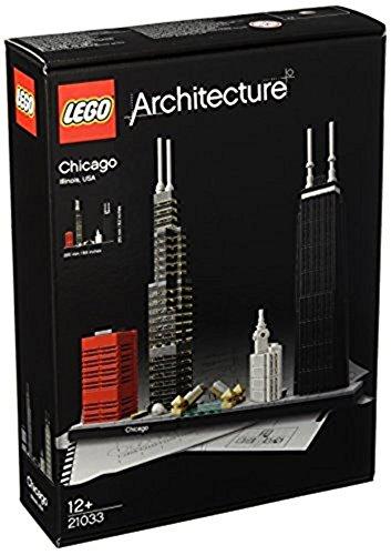 LEGO - 21033 - Architecture - Jeu de Construction - Chicago