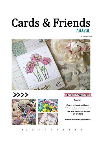 Cards&Friends Magazine por Manuela Navarro