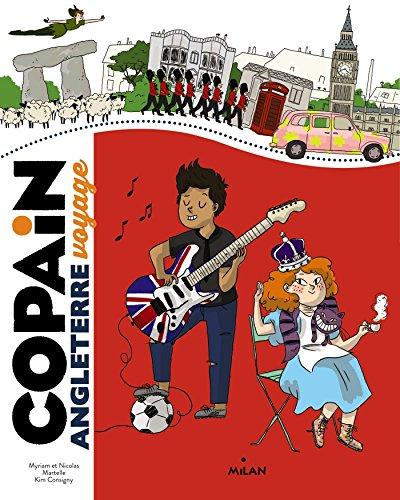Copain - L'Angleterre: COPAIN DÉCOUVERTES