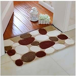 eastern mediterraner stil geschnitten werden k nnen wasserdicht matten badezimmer t r fu matte. Black Bedroom Furniture Sets. Home Design Ideas