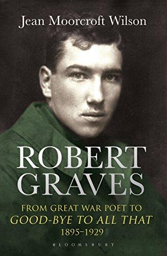 Robert Graves par Jean Moorcroft Wilson